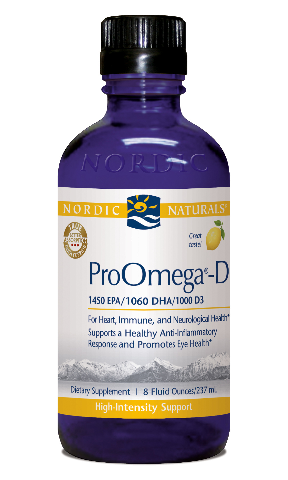 Proomega d liquid 8 fl oz plus where to buy from for Pro omega fish oil