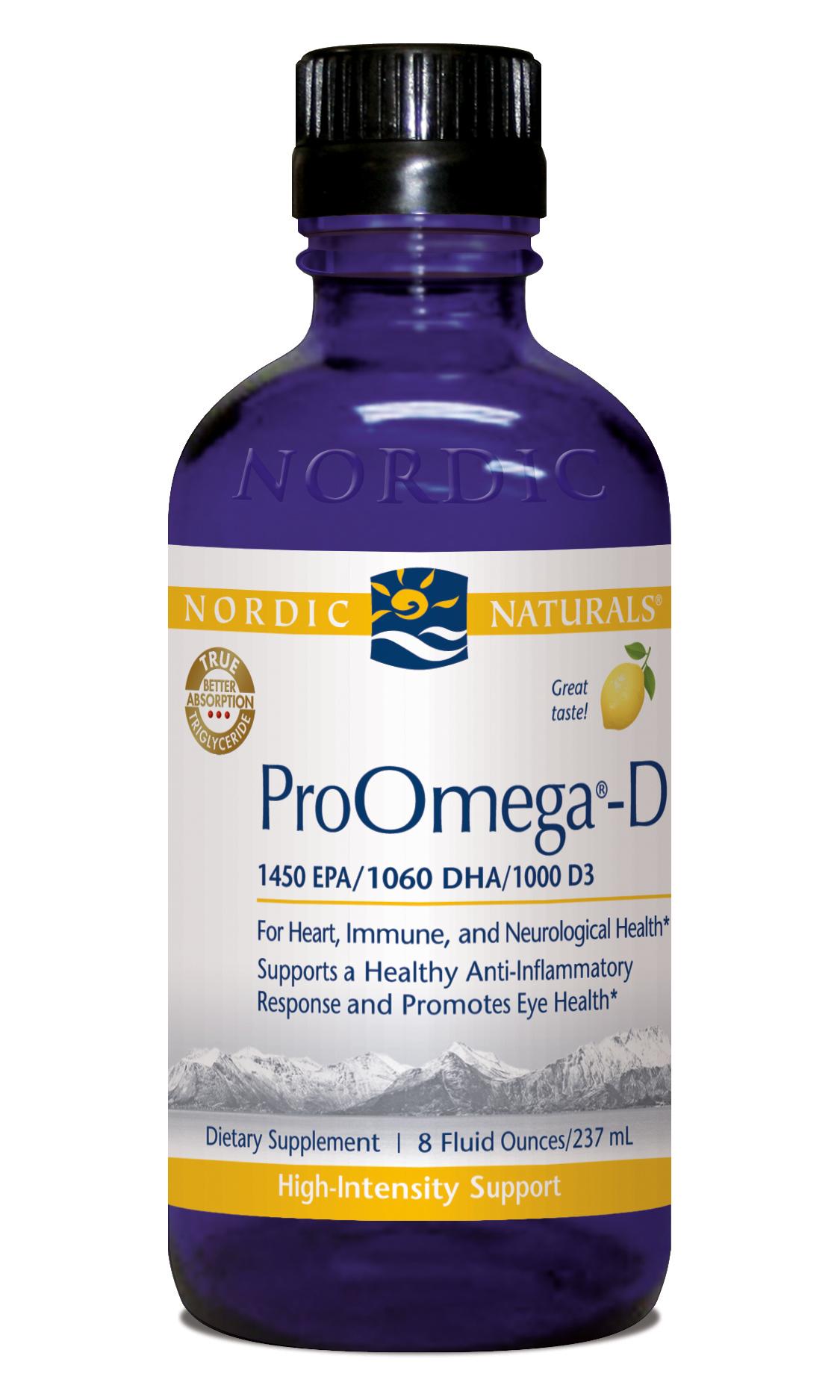 Nordic Naturals Pro Omega Fish Oil Reviews